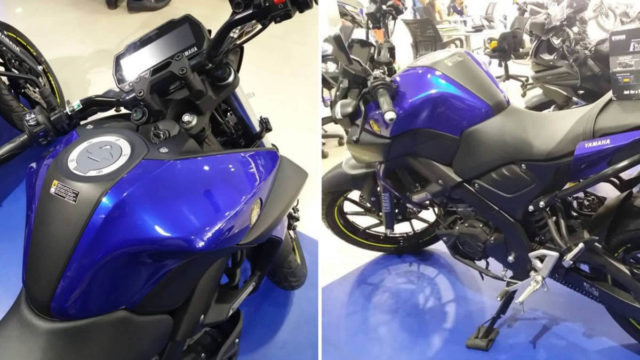 Yamaha mt-13 new colour 1