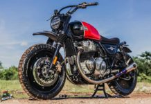 custom royal enfield interceptor 650 3