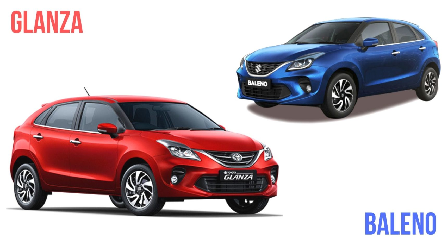 Here's How Toyota Glanza Differs in Price and Specs With
