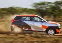 mahindra xuv300 super rally