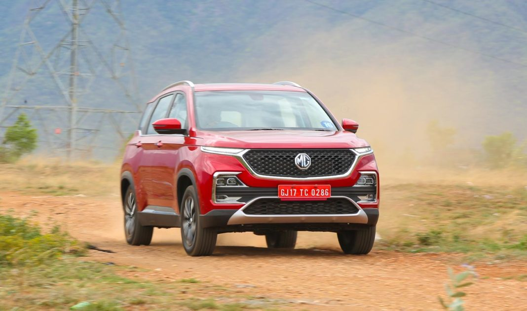 mg hector review india-1-3