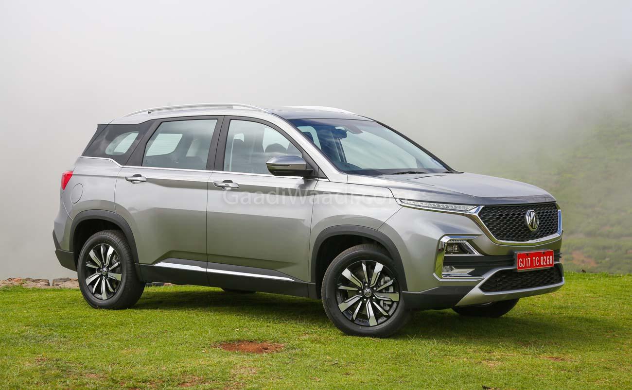 Over 57% MG Hector Buyers Chose Petrol Version, 43% Diesel thumbnail