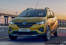 renault triber revealed 66