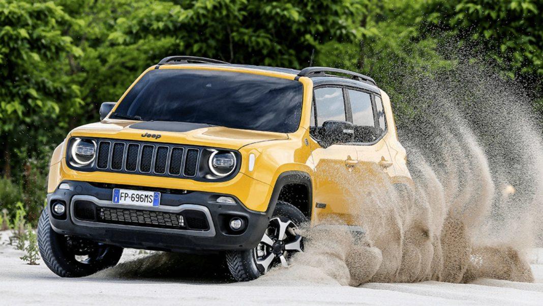 renegade jeep phev