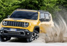 renegade jeep phev