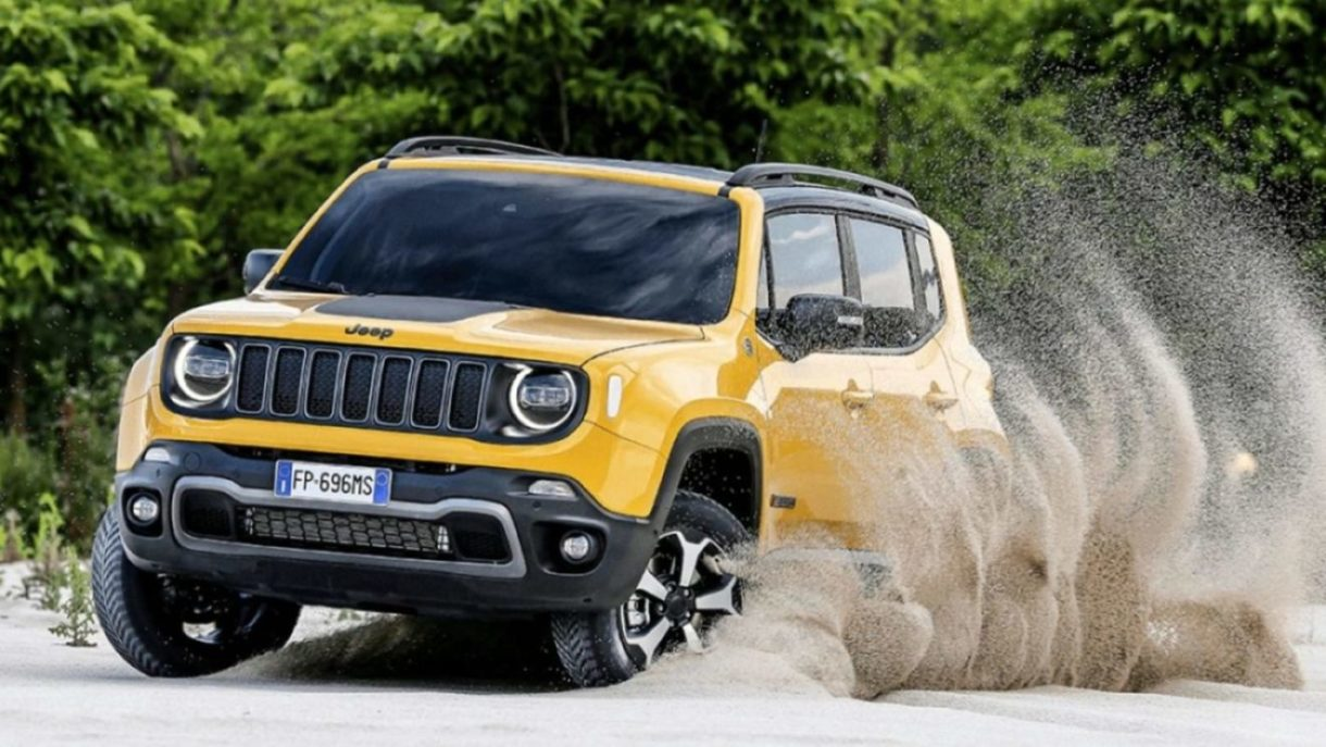 2020 Jeep Renegade: Changes, Plug-in Hybrid, Release >> Jeep Renegade Trailhawk Plug In Hybrid Unveiled