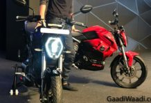 revolt RV400 electric bike 2