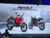 revolt rv400 electric motorcycle colours