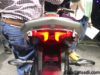 revolt rv400 electric motorcycle taillamp