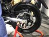 revolt rv400 electric motorcycle wheel