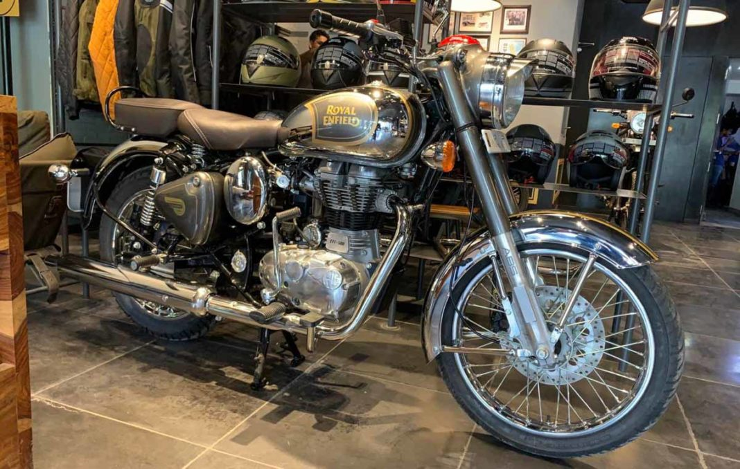 royal enfield classic 1