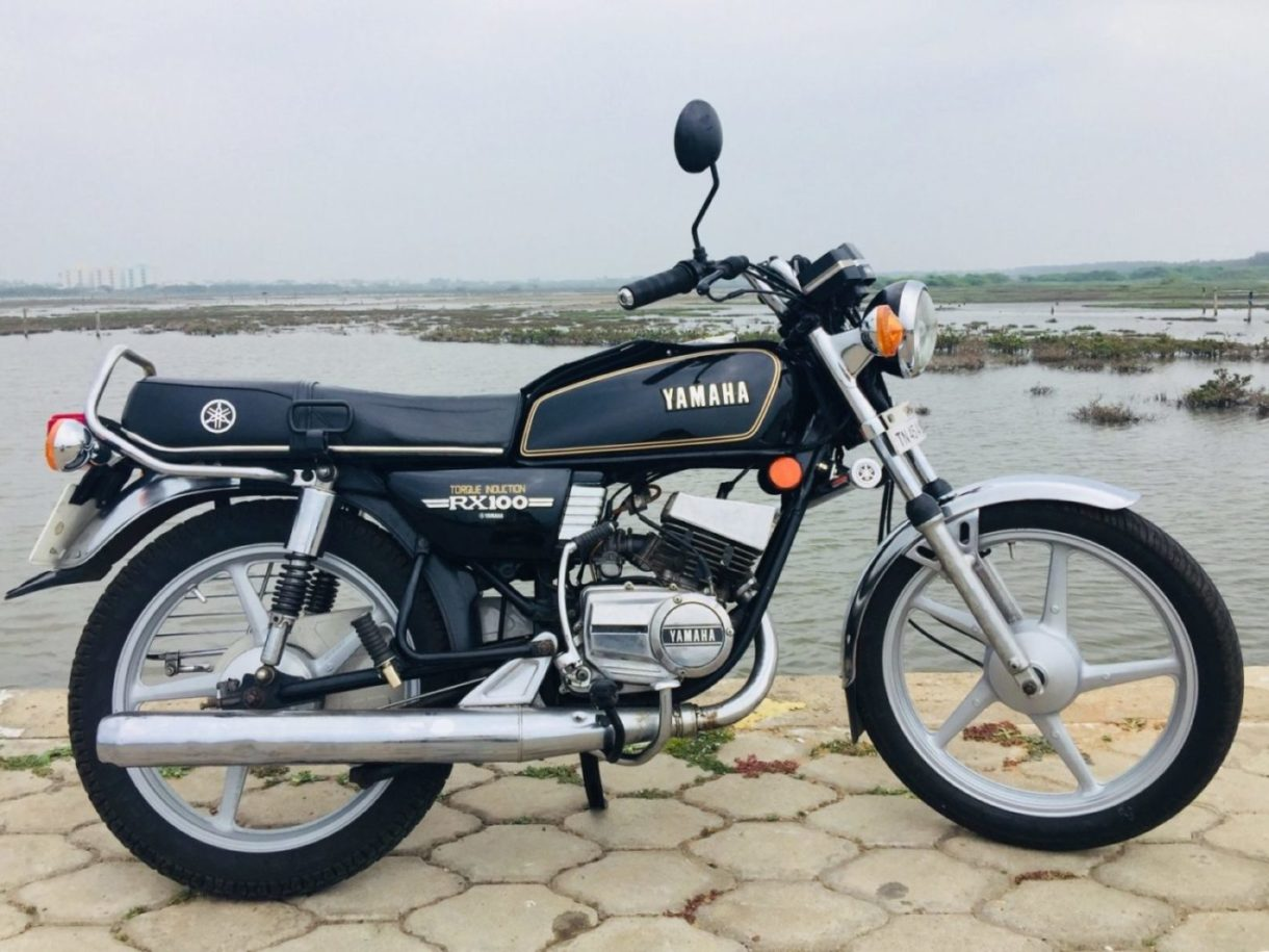 8 Interesting Facts About The Iconic Yamaha Rx 100 Motorcycle