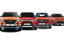 top suv india