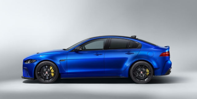 touring specification Jaguar XE SV Project 8 1