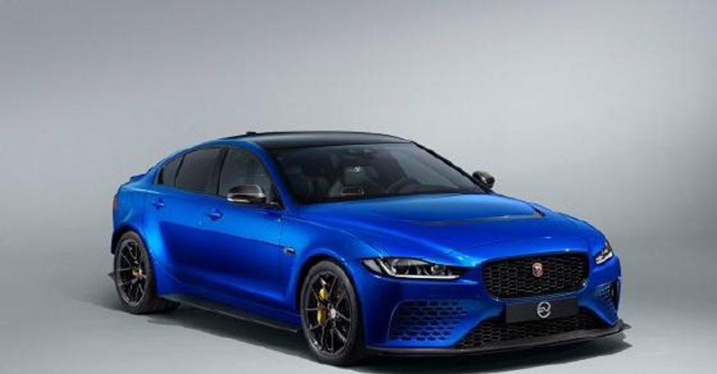 touring specification Jaguar XE SV Project 8 2