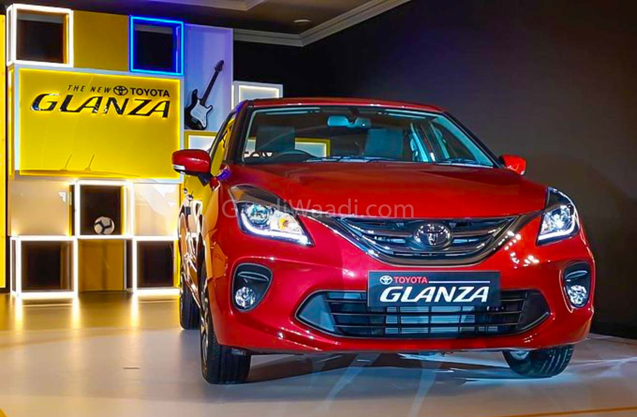Toyota Glanza Launched In India With Starting Price Of Rs 7 21 Lakh