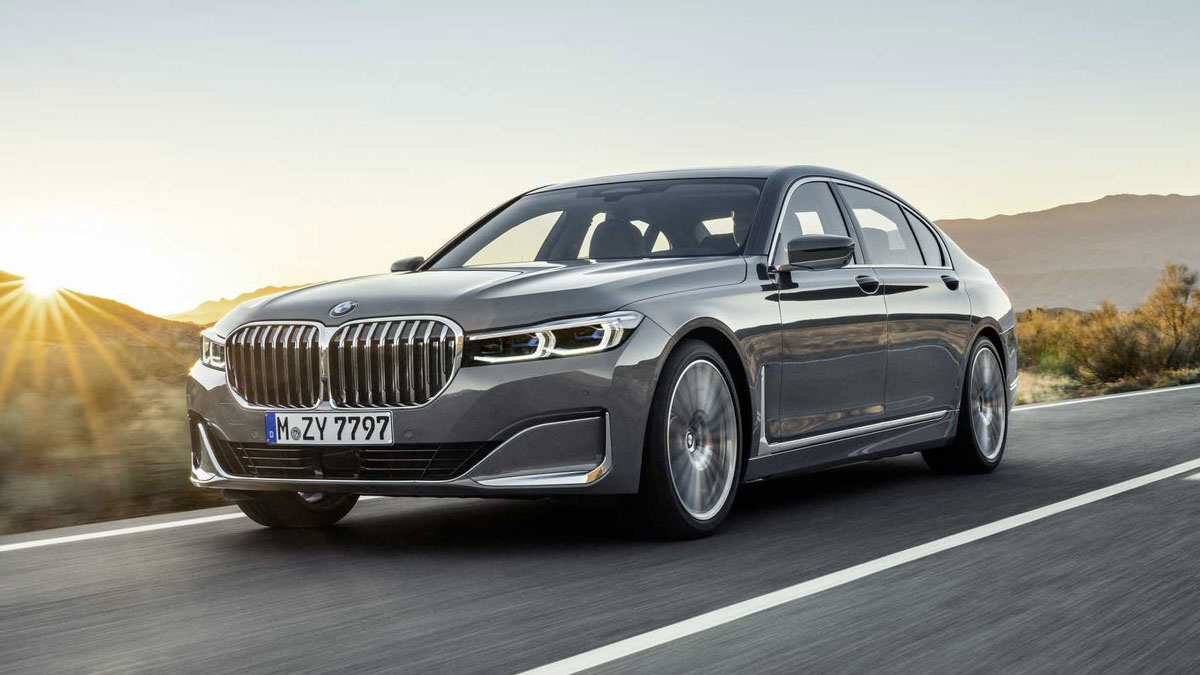 2019 Bmw 7 Series Launched In India From Rs 1 22 Crore
