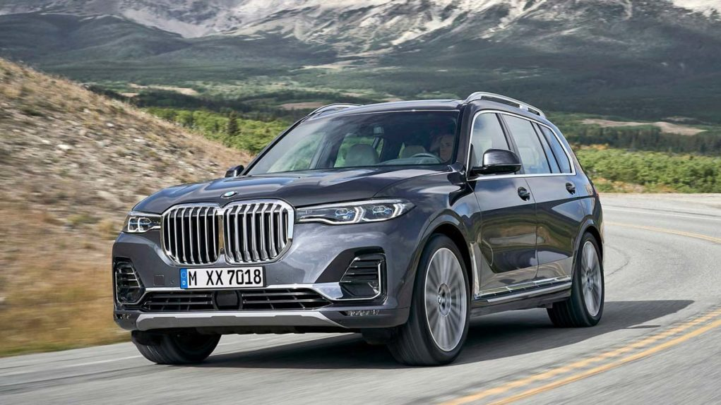 2019 BMW X7 Launched In India, Price, Specs, Interior, Features 1