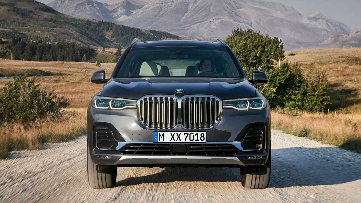 Seven Seater 2019 Bmw X7 Suv Launched In India At Rs 98