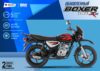 2019 Bajaj Boxer 150X launched