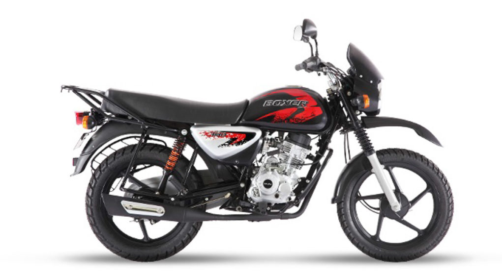 2019 Bajaj Boxer 150X launched 2