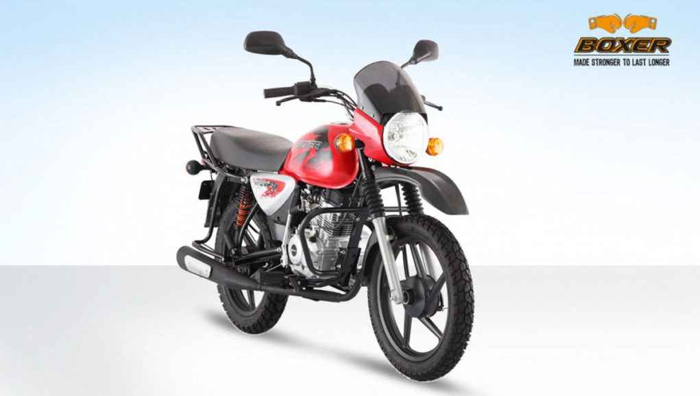 2019 Bajaj Boxer 150X launched 6