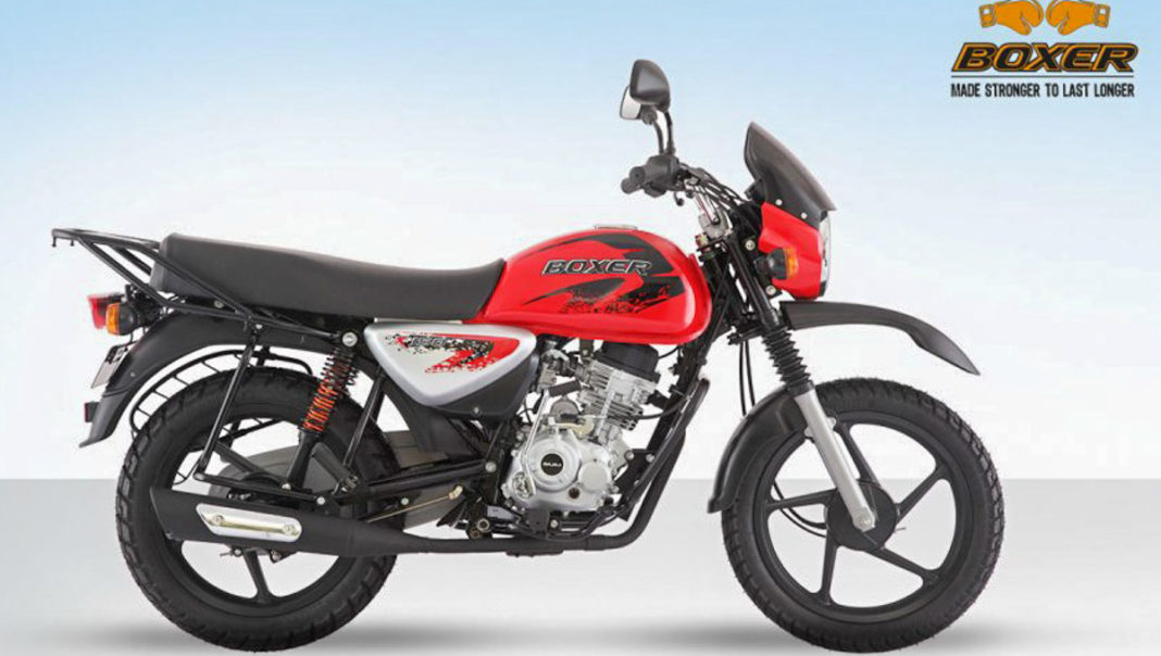 2019 Bajaj Boxer 150X launched 7