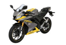 2019 Yamaha R15 V3.0 Launched In Thailand Grey-Yellow