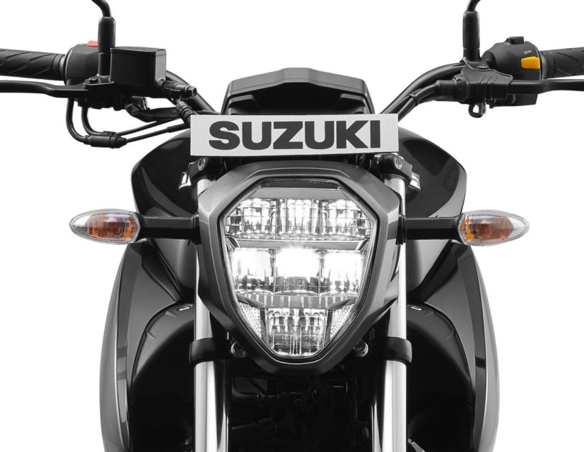 2019 gixxer headlight