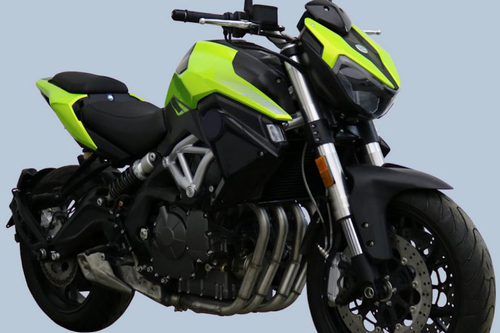 Benelli Announces TRK502 and TRK502X Adventure Motorcycles