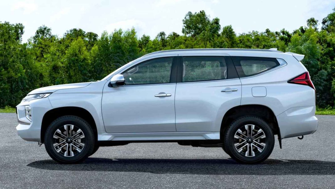 2020 Mitsubishi Pajero Sport Revealed India Launch In Pipeline
