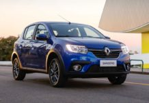 2020 Renault Sandero 1