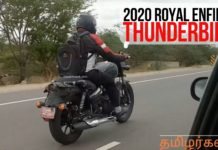 2020 Royal Enfield Thunderbird