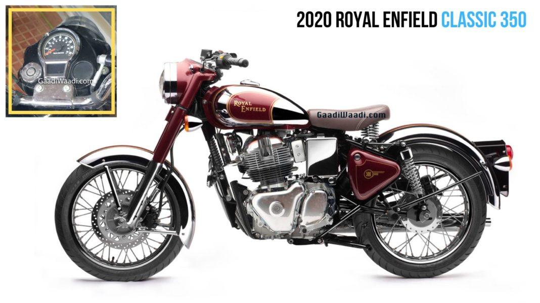 2020 Royal enfield classic 350
