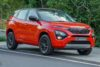 Customised Tata Harrier Dual-Tone Front_