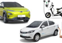 GST On Electric Vehicles Reduces By 7%, Hyundai Kona & Tigor EV To Benefit
