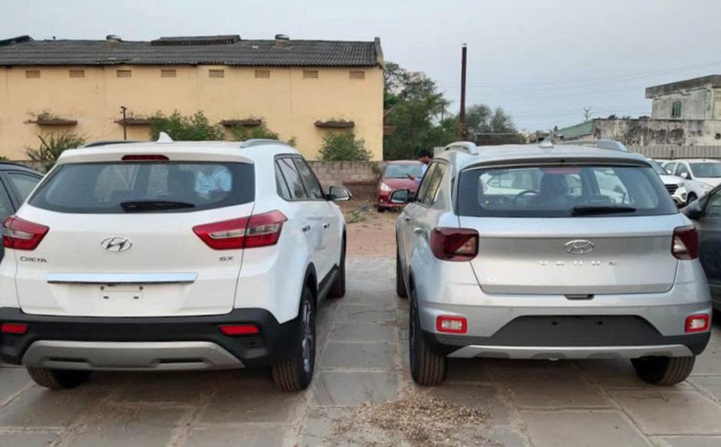 Hyundai Venue Beats Creta (Hyundai Venue v Creta) 1