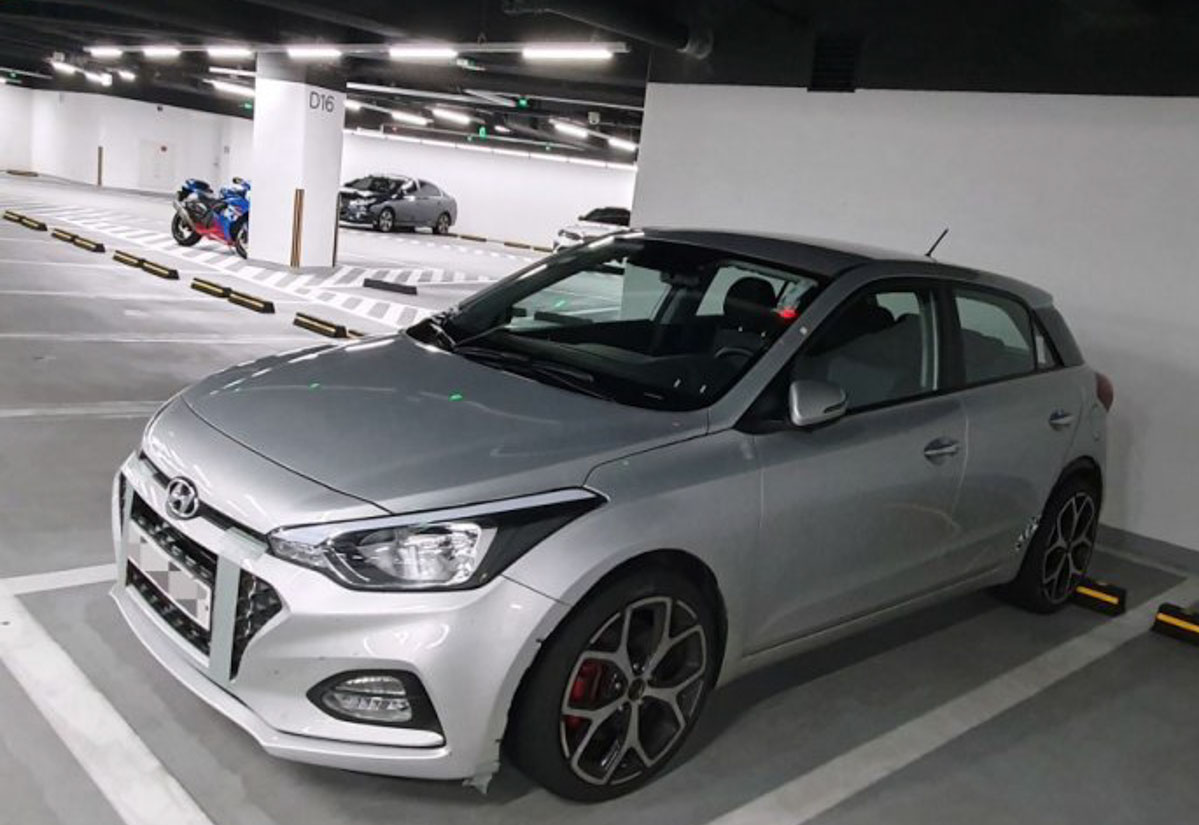 Performance-Based 2020 Hyundai i20 N Spied Completely Undisguised