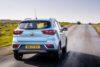 India-Bound MG eZS Electric SUV Rear