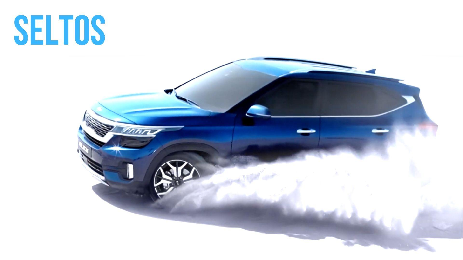 Ford Lightning Specs >> Kia Seltos TVC Revealed, Puts Design on Focus - Watch Video