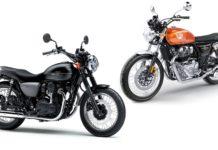 Kawasaki W800 Street vs Royal Enfield Interceptor 650 Spec Comparison