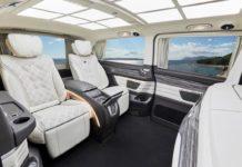Klassen Mercedes-Benz V-Class 1