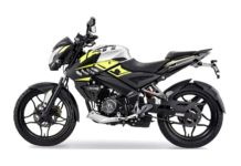 Limited Edition Bajaj Pulsar NS 160, NS 200 2