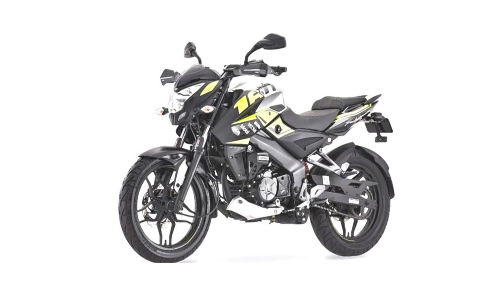 Limited Edition Bajaj Pulsar NS 160, NS 200 3