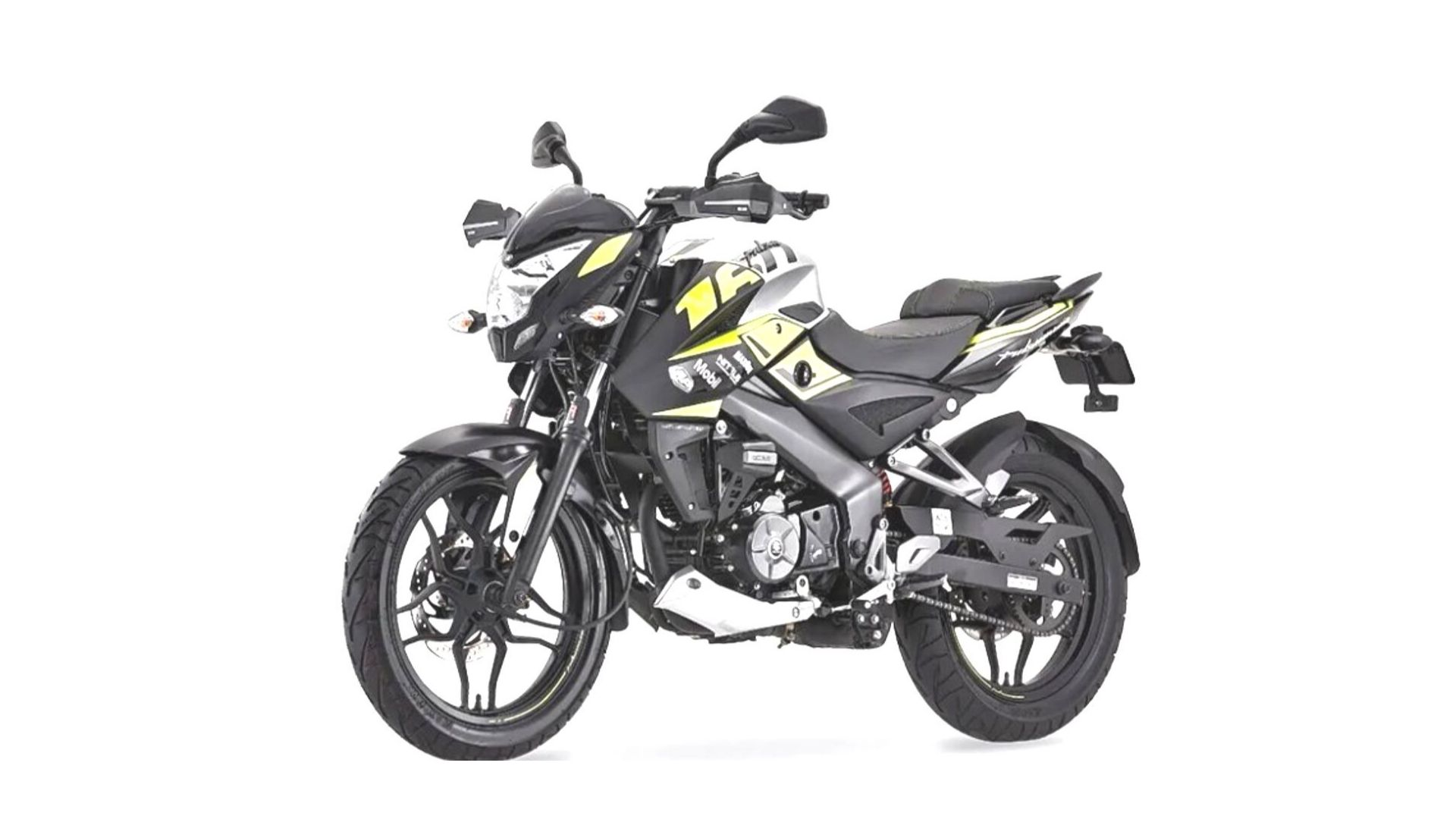 Limited Edition Bajaj Pulsar NS 160, NS 200 Launched In Columbia