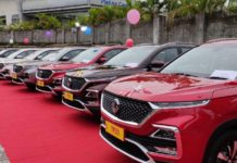 MG HECTOR DELIVERIES BEGINS2