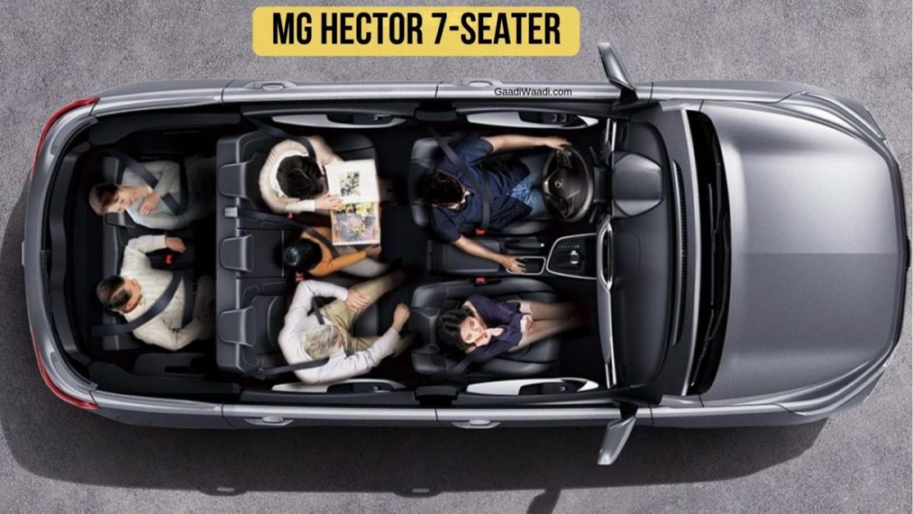 7 Seater Mg Hector India Launch Before April 2020