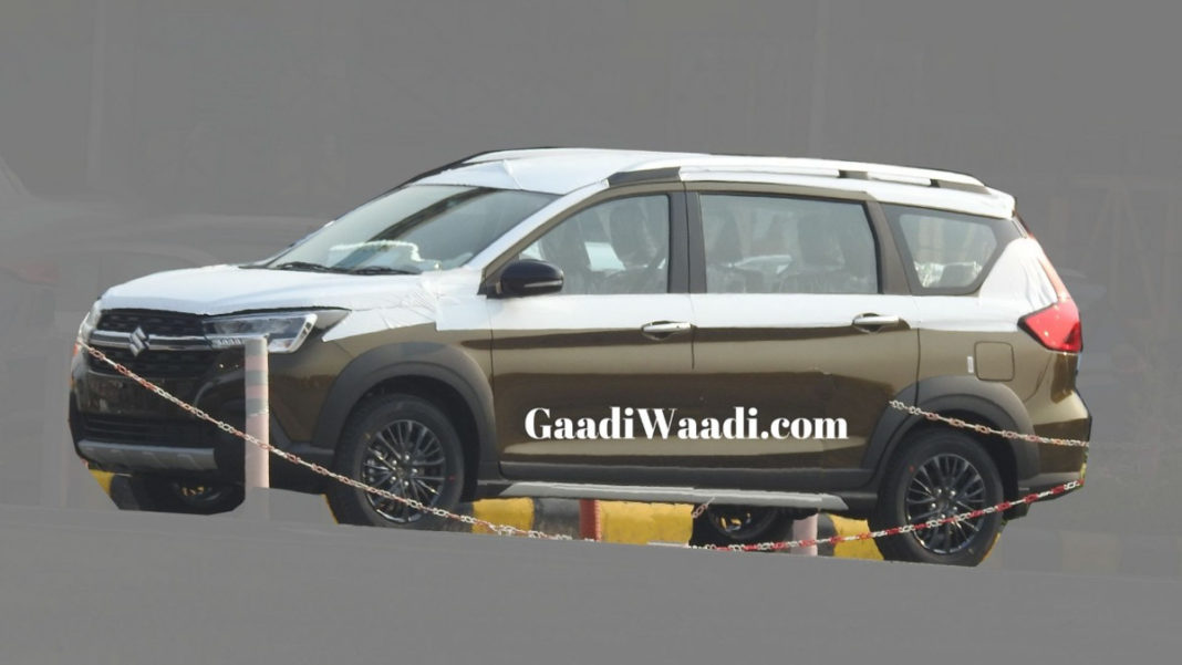 Maruti Suzuki XL6 Dignity Brown Colour