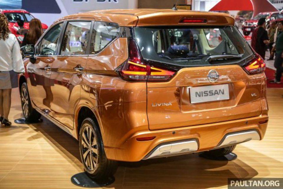 Nissan Livina MPV 2019 GIIAS 1