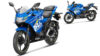 Suzuki GIXXER SF MotoGP edition 1